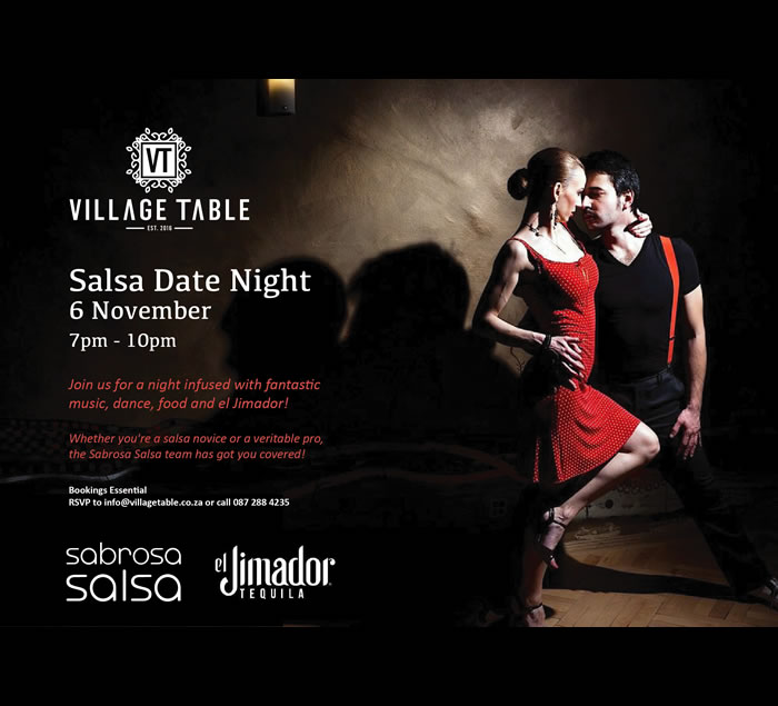 Salsa dating site